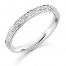 DIAMOND HALF ETERNITY/WEDDING RING HET1461