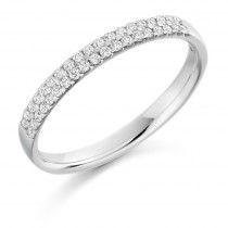 DIAMOND HALF ETERNITY RING HET1525