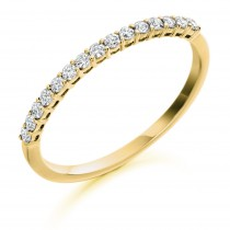 DIAMOND HALF ETERNITY RING HET1686