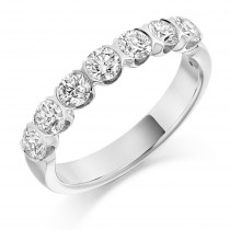 DIAMOND HALF ETERNITY RING HET1845