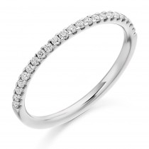 DIAMOND HALF ETERNITY RING HET1973