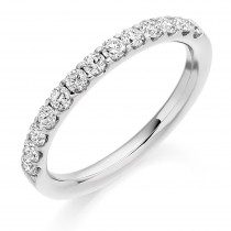 DIAMOND HALF ETERNITY RING HET2004