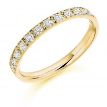 DIAMOND HALF ETERNITY RING HET2094