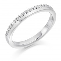 DIAMOND HALF ETERNITY/WEDDING RING HET2301