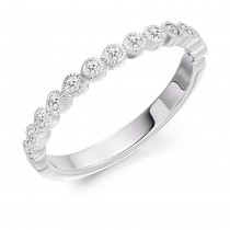 DIAMOND HALF ETERNITY/WEDDING RING HET2503