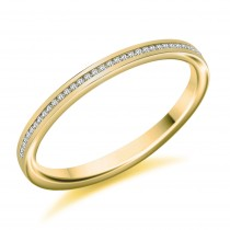 DIAMOND HALF ETERNITY/WEDDING RING HET8971