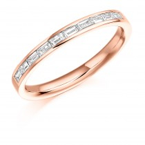 DIAMOND HALF ETERNITY/WEDDING RING HET941