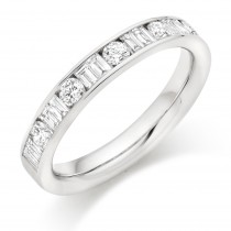 DIAMOND HALF ETERNITY RING HET9416