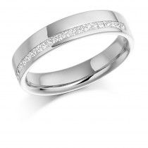 DIAMOND HALF ETERNITY/WEDDING RING HET950