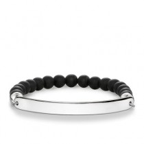 Thomas Sabo - Men's Love Bridge Bracelet LBA0014-023-11