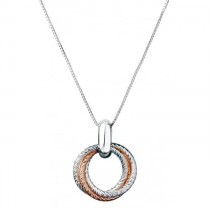 Links of London Aurora Cluster Link Pendant 45cm 5024.1285