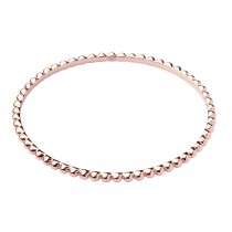 Links of London Effervescence Essentials Rose Gold Bangle 5010.2563