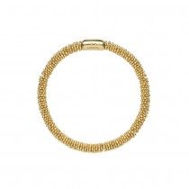 Links of London Effervescence Star XS Yellow Gold Vermeil Bracelet