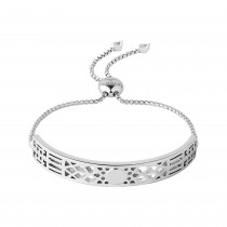 Links of London - Timeless Sterling Silver Toggle Bracelet. 5010.3784