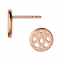 Links of London - Timeless 18kt Rose Gold Vermeil Stud Earrings. 5040.2987