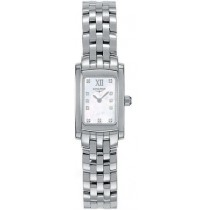 Longines Ladies Diamond Dot Dolce Vita Watch  L5.158.4.84.6