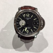 PRE-OWNED PANERAI LUMINOR GMT