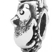 Trollbeads Limited Edition Sterling Silver Pig Zodiac Bead LE11401-12