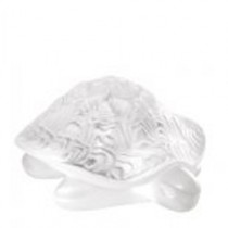 Lalique Sidonie Turtle ornament.