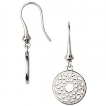 Links of London - Timeless Small Drop Earrings. 5040.2554