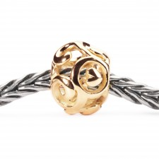 Trollbeads - First Signs, Gold. (With Free Gift!) TAUBE-00058