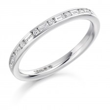 DIAMOND HALF ETERNITY RING HET1083