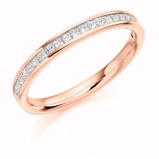 DIAMOND HALF ETERNITY RING HET1157