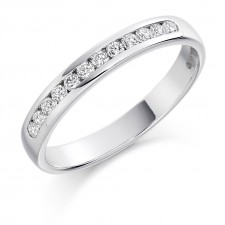 DIAMOND HALF ETERNITY RING HET1240