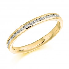 DIAMOND HALF ETERNITY RING HET935