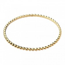Links of London Effervescence Essentials Yellow Gold Bangle 5010.2564