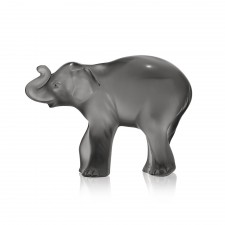 Lalique - Timora Elephant Sculpture