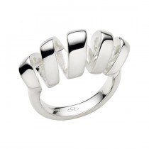 Links of London - Entwine Sterling Silver Ring