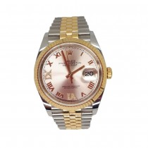 PRE OWNED ROLEX DATEJUST