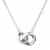Links of London - 20/20 Sterling Silver Mini Necklace. 5020.3475