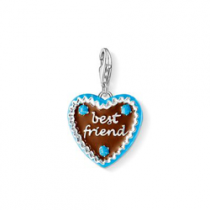 Thomas Sabo Gingerbread Heart Charm 1099-007-2