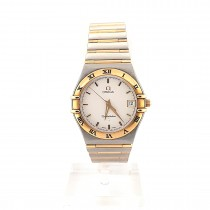 PRE OWNED OMEGA CONSTELLATION GENTS WATCH