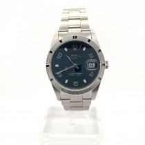 PRE OWNED ROLEX OYSTER PERPETUAL DATE