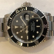 PRE OWNED ROLEX SUBMARINER DATE