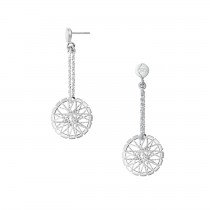 Links of London - Dream Catcher Drop Earrings 5040.2224