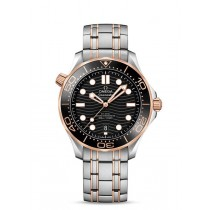 OMEGA SEAMASTER DIVER 300M CO‑AXIAL MASTER CHRONOMETER