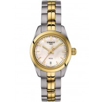 TISSOT LADIES PR 100 GOLD PLATED