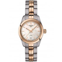 TISSOT LADIES PR 100 ROSE GOLD PLATED
