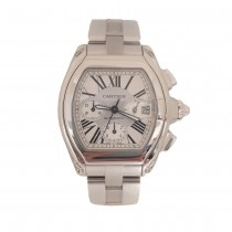 PRE OWNED Cartier Roadster Chrono
