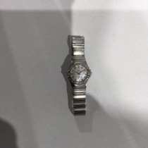 PRE-OWNED OMEGA CONSTELLATION IRIS 95