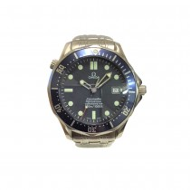PRE OWNED OMEGA SEAMASTER 300M