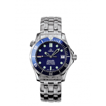 PRE OWNED OMEGA SEAMASTER 300 M MID SIZE CHRONOMETER