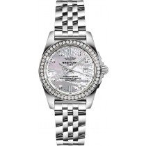 PRE OWNED BREITLING GALACTIC 29