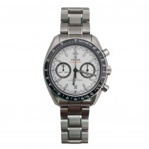 PRE OWNED OMEGA SPEEDMASTER RACING