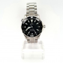 PRE OWNED OMEGA SEAMASTER 300M DIVER