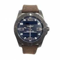 PRE OWNED BREITLING AEROSPACE EVO NIGHT MISSION